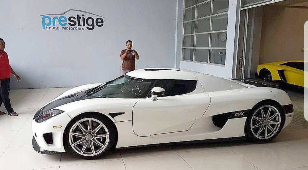Indonesia S First Koenigsegg