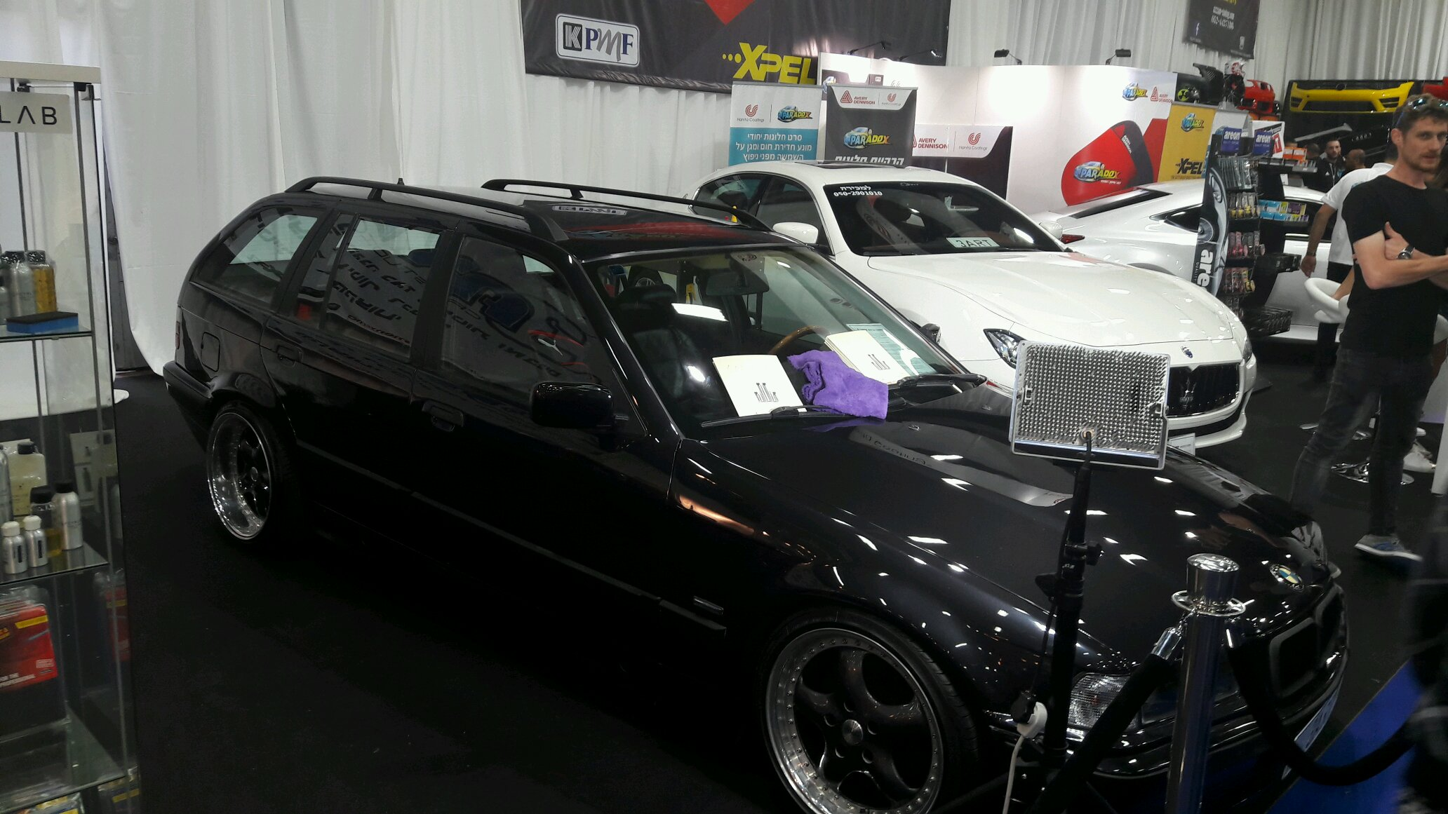 Saw A Stanced Bmw Wagon At A Car Show Today - Car shows today near me