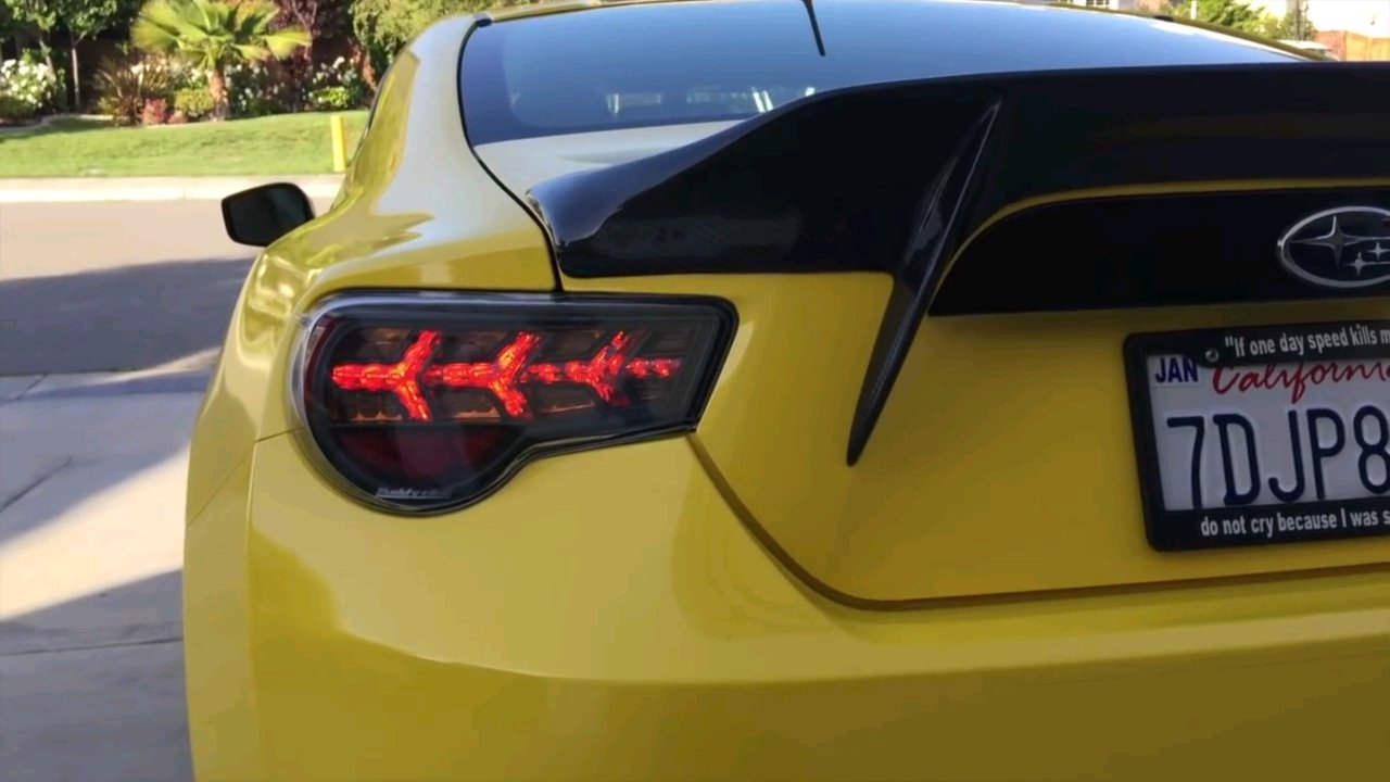 Anyone Know Where I Can Get These Tail Lights For A 2017 Toyota 86