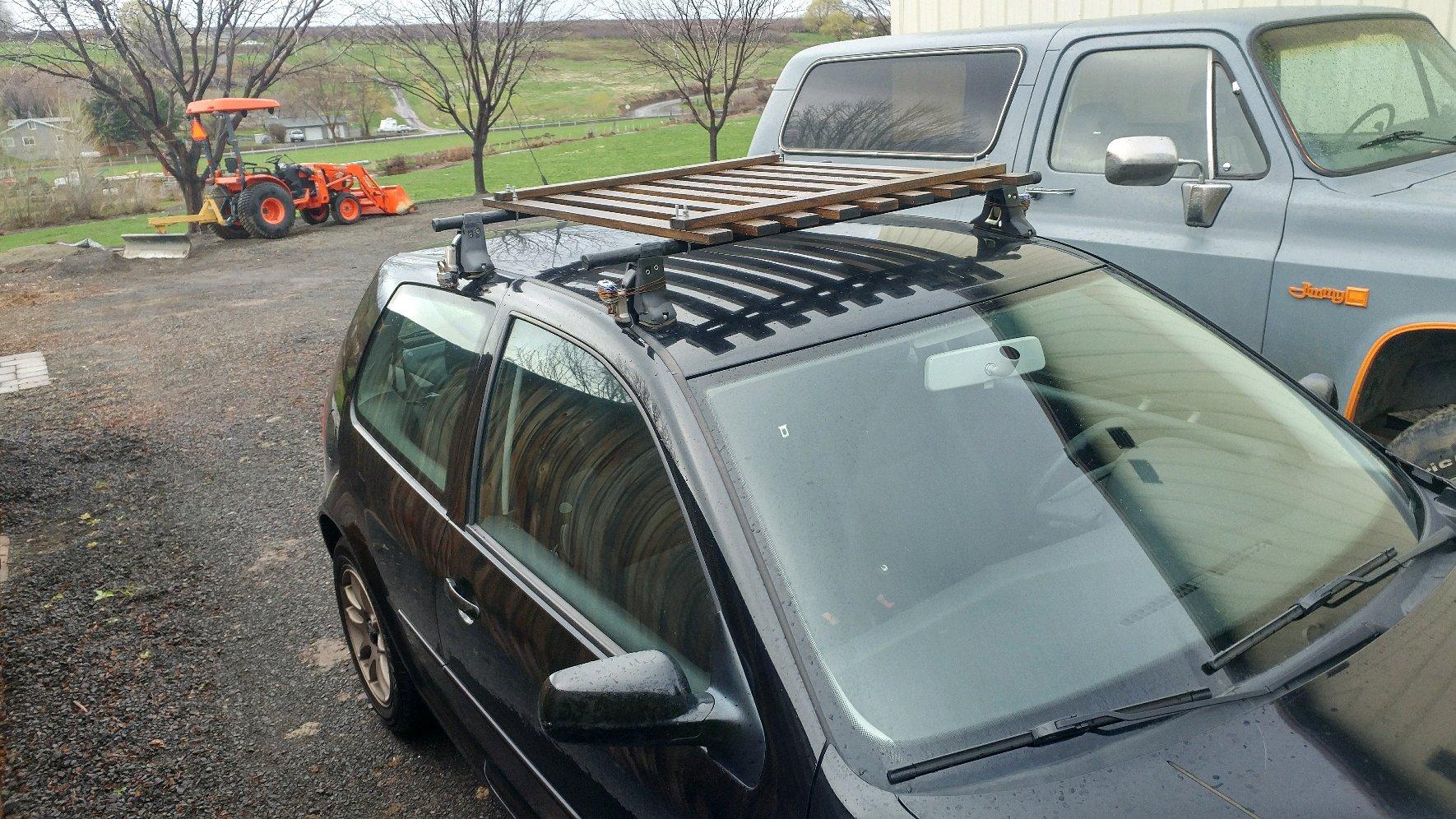 Roof Rack Complete