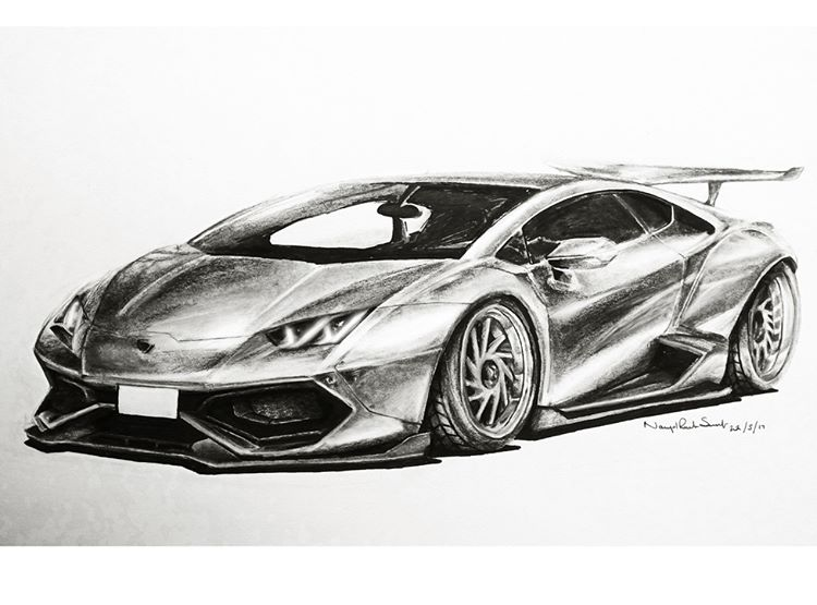 Lamborghini Huracan Lb Performance