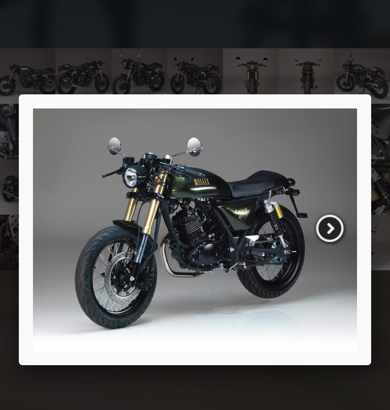 125ccm cafe racer motorrad bild ideen. Black Bedroom Furniture Sets. Home Design Ideas