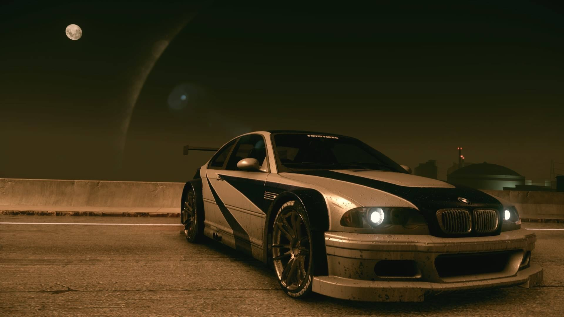 My Need For Speed Most Wanted Bmw M3 Gtr