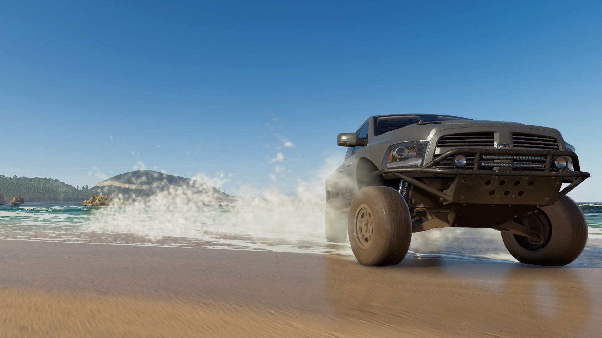 I Love Off Roading This Dodge Ram Runner Forzatography