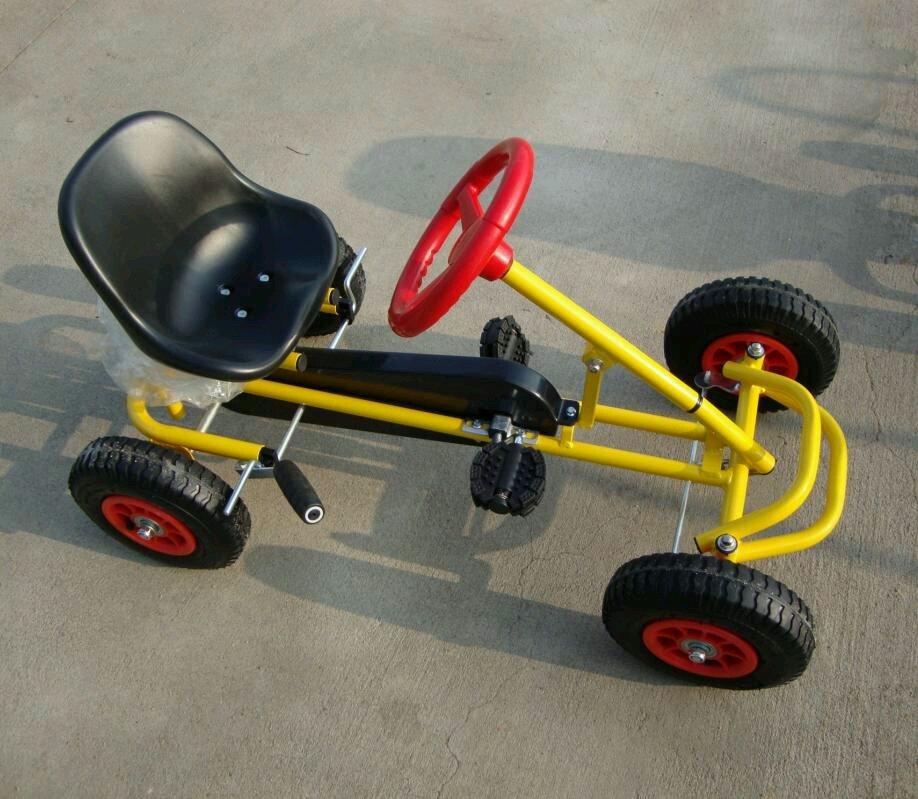 Детская машина с педалями сделать своими руками