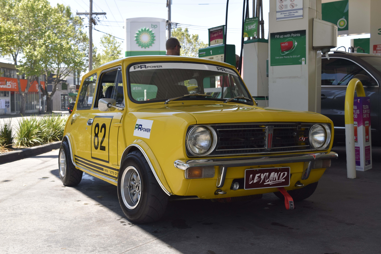 1976 Mini Clubman GT