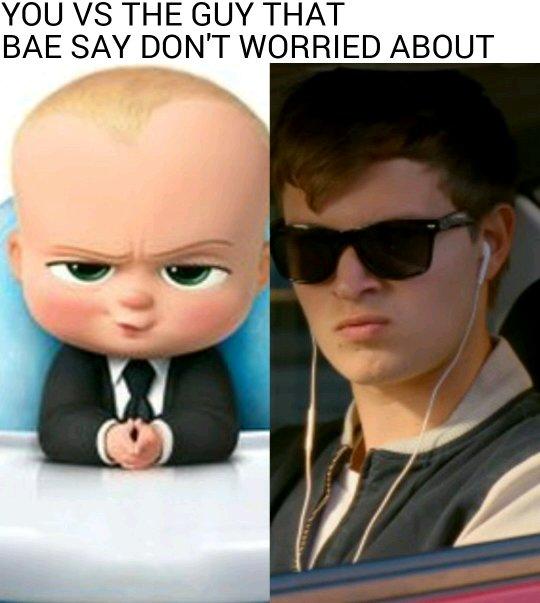 Baby Car Seat Driver Meme