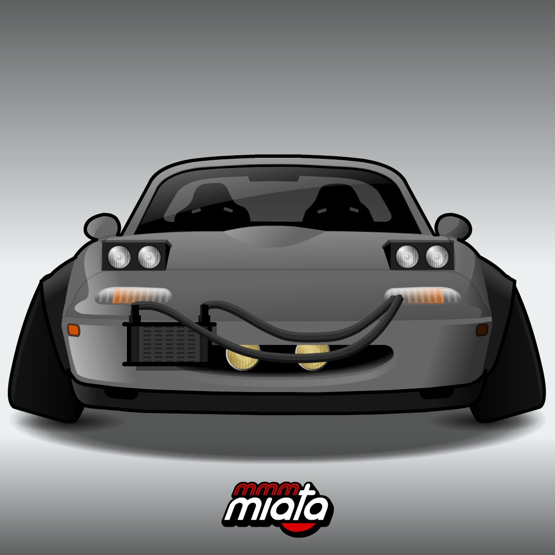 Customize your Miata app FINALLY OUT!!!!!!!