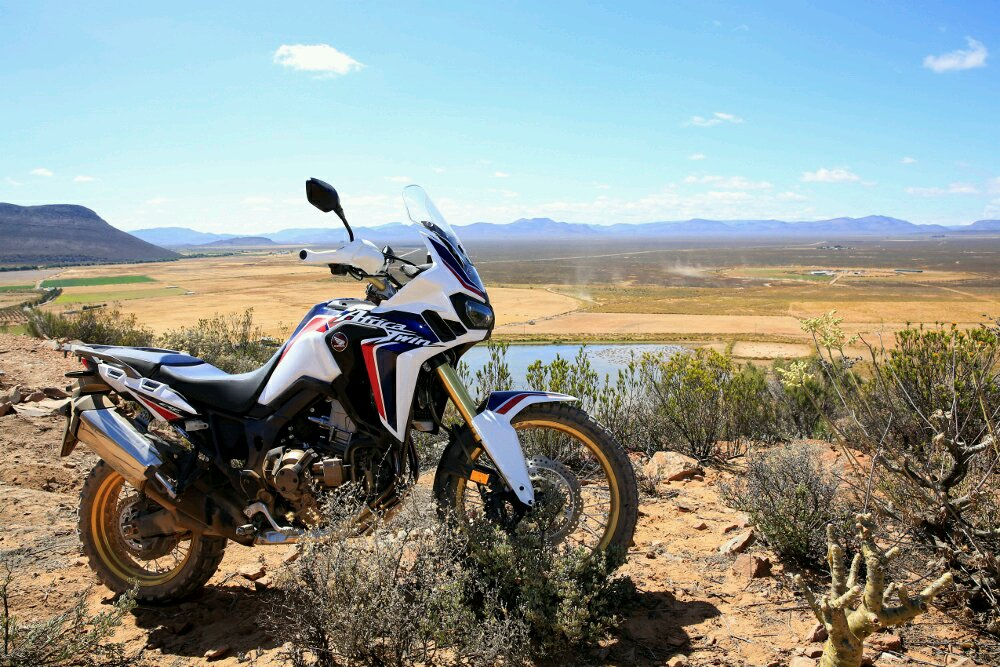 Who Has Some Honda Africa Twin Crf1000l Wallpapers For