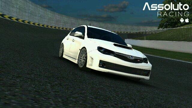 Subaru IMPREZA WRX STi Top Speed Run. #Assolutography