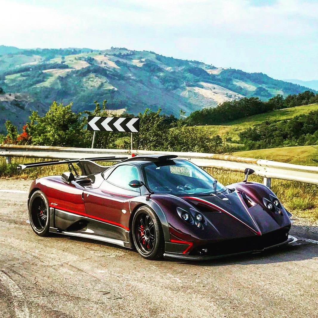 I Ve Updated The Zonda List To Include The Fantasma Evo
