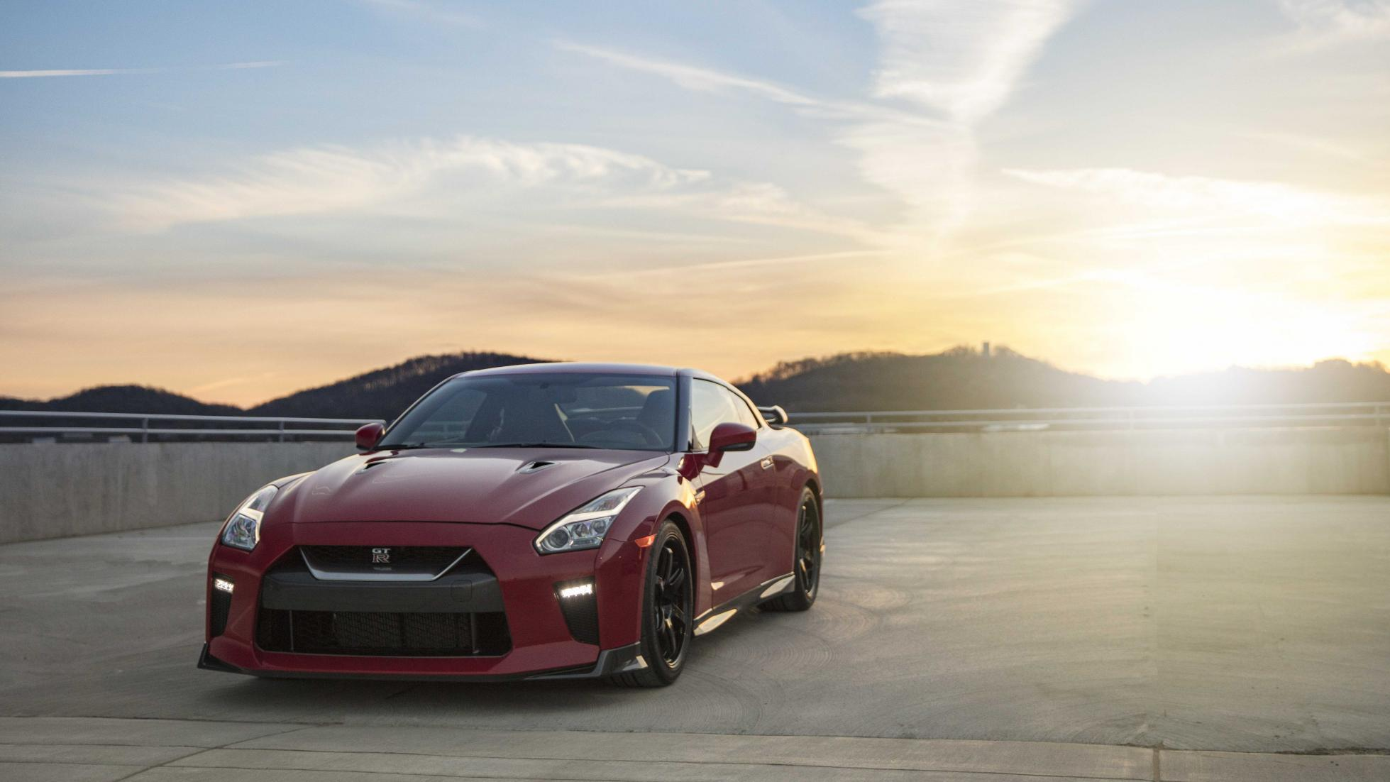 Nissan Gtr R35 Track Edition 2017