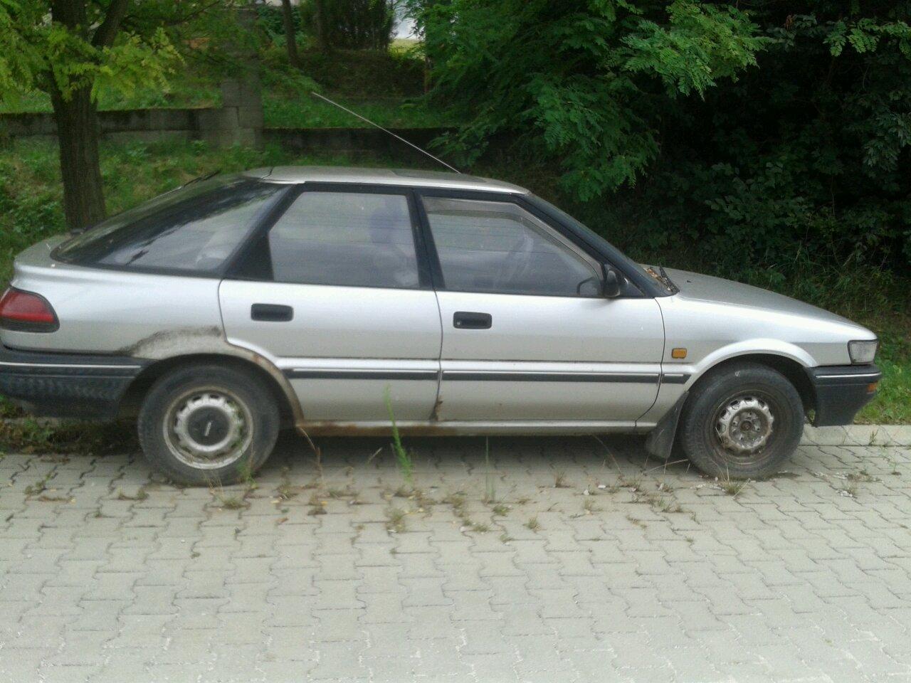 Kelebihan Toyota Corolla 1989 Murah Berkualitas