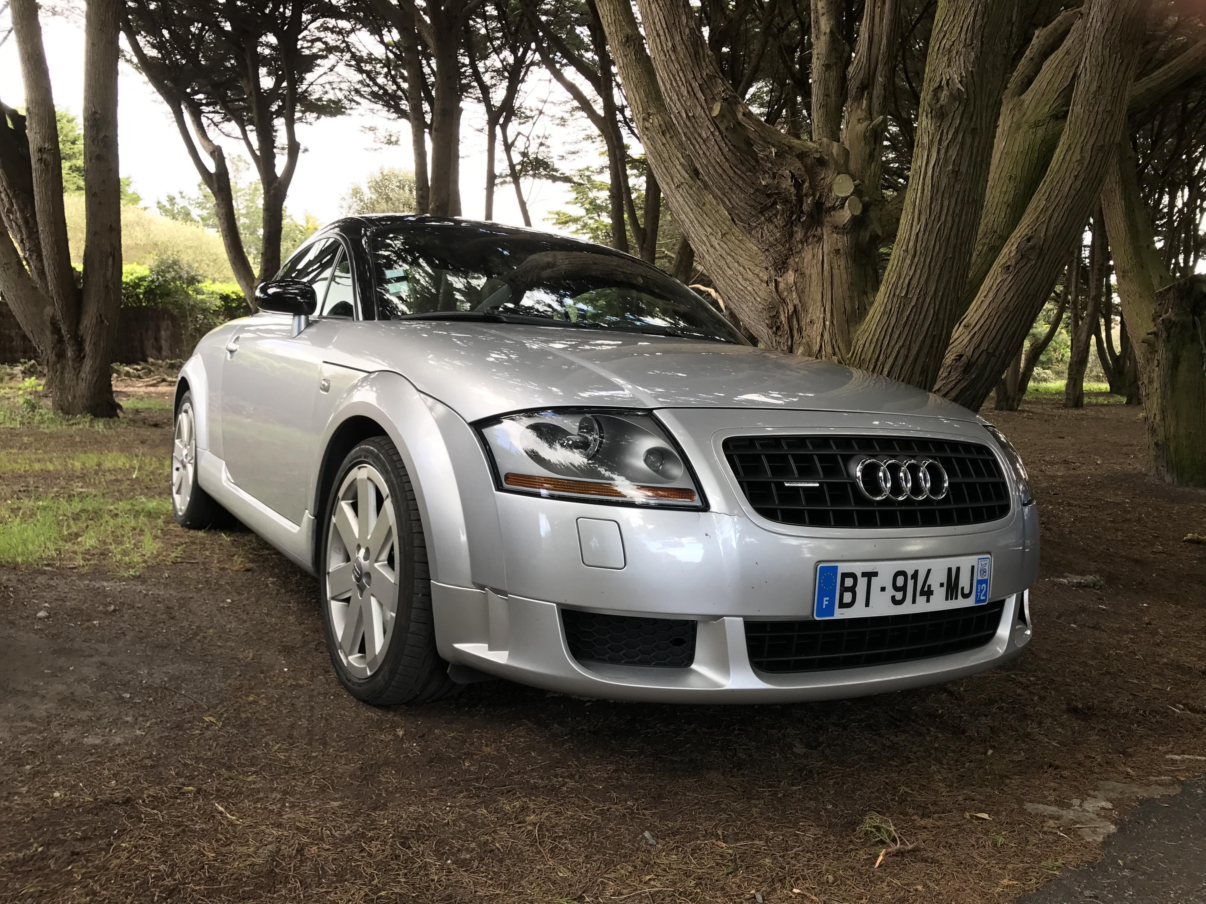 Kekurangan Audi Tt 3.2 V6 Spesifikasi