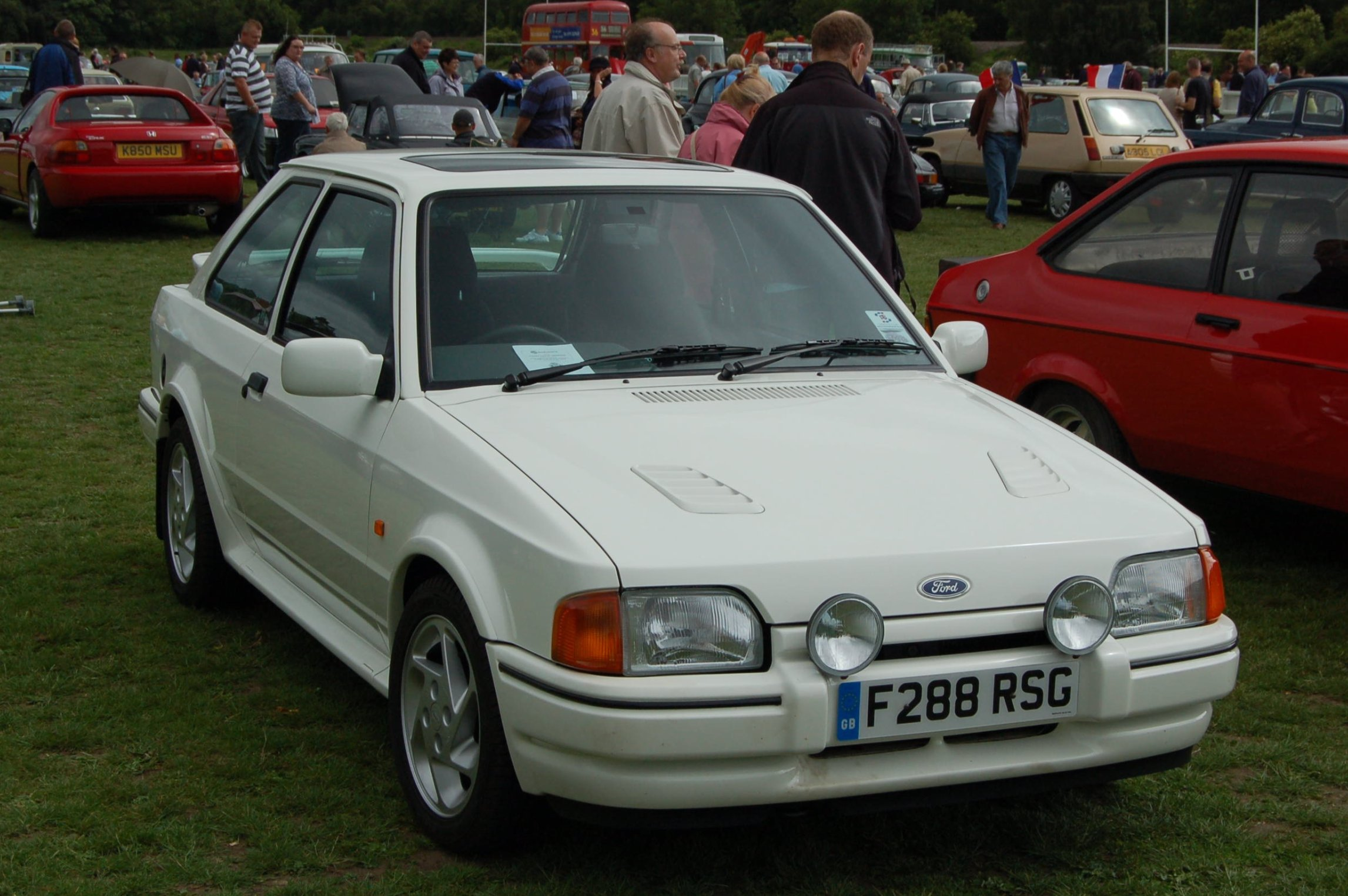 Second hand ford escort cosworth in ireland