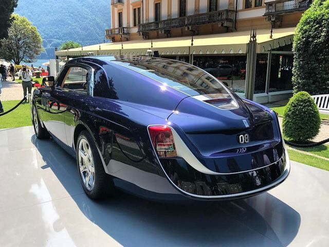 Rolls Royce Sweptail 13 Million World S Most Expensive Car