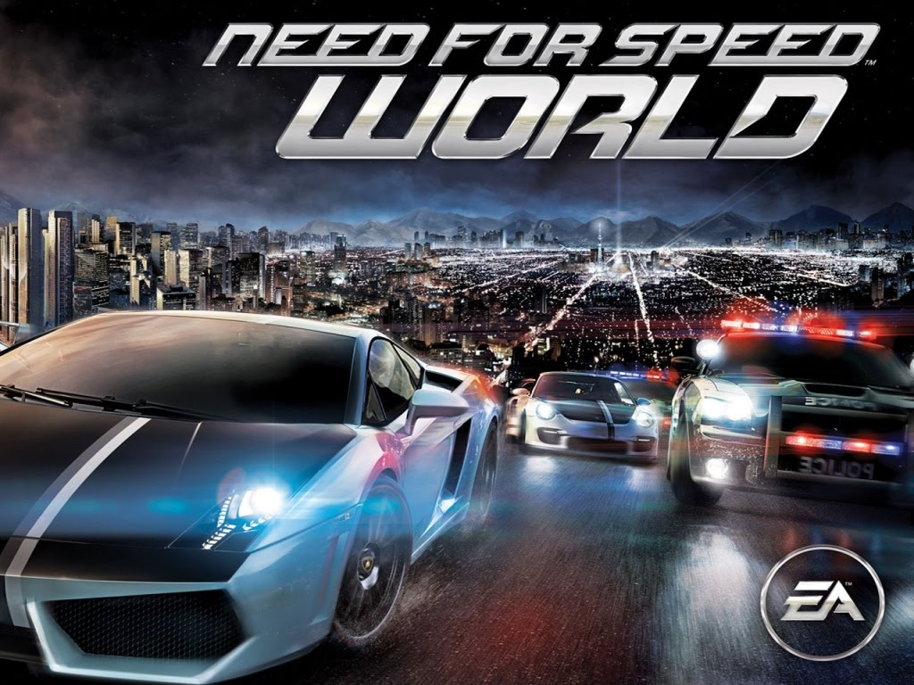 need for speed game down