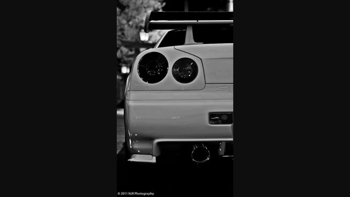 Nissan Skyline Gt R34 Wallpaper For Iphone High Quality Resolution