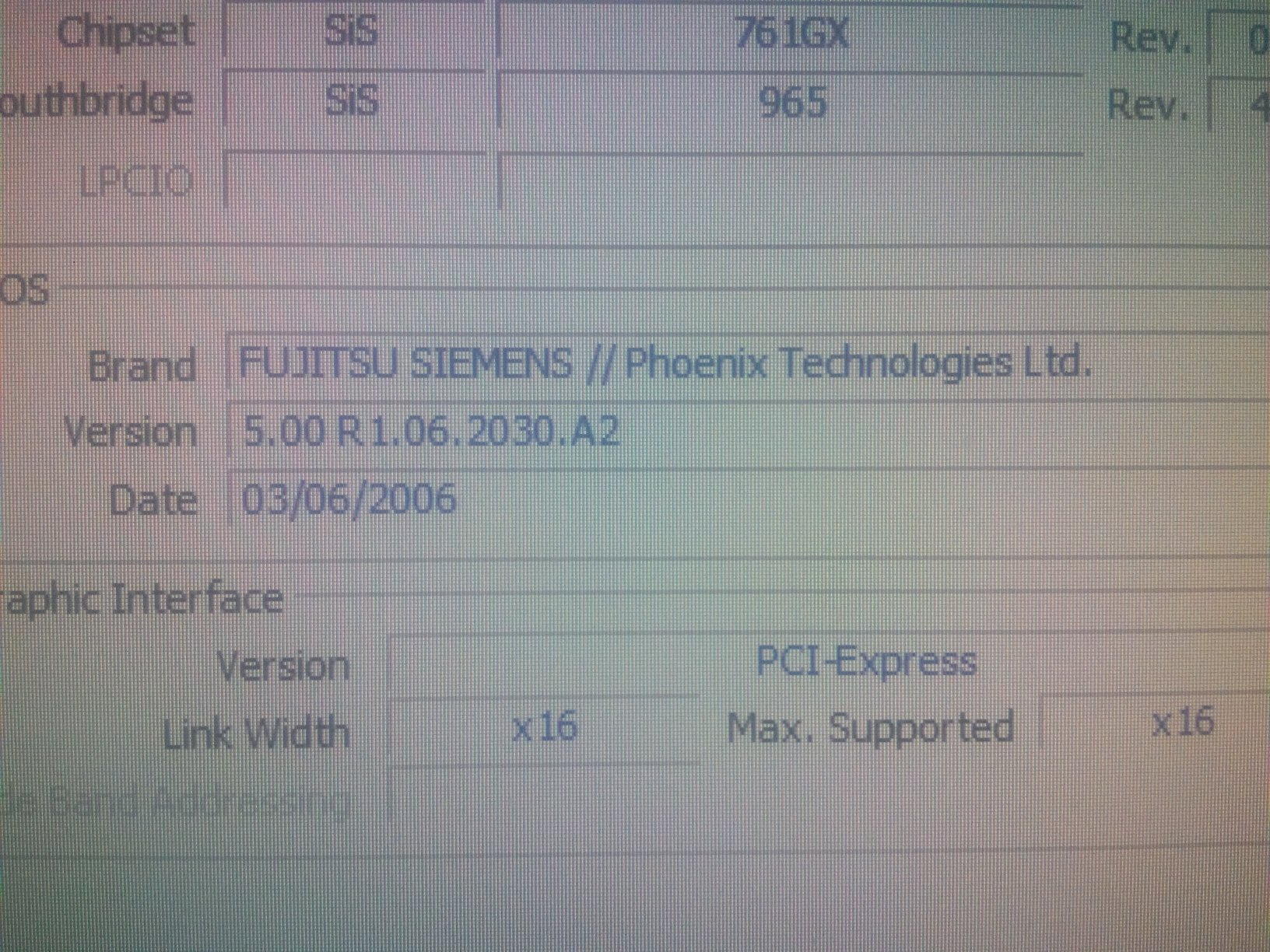 Anyone knows how to overclock in this BIOS?(my old pc died)