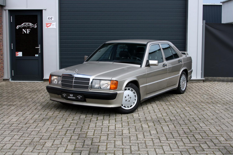 Besteurofrom1980 Mercedes 190e Cosworth