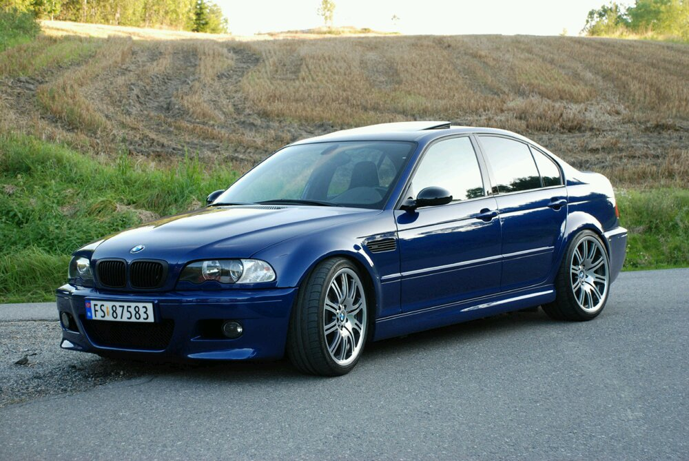 Its been a while... So here's a E46 M3 Sedan... Probably ...