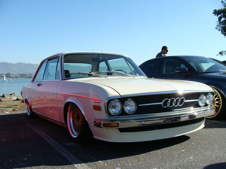 Why Does No One In The Main Stream Pay Attention To Vintage Audis - Vintage audi cars