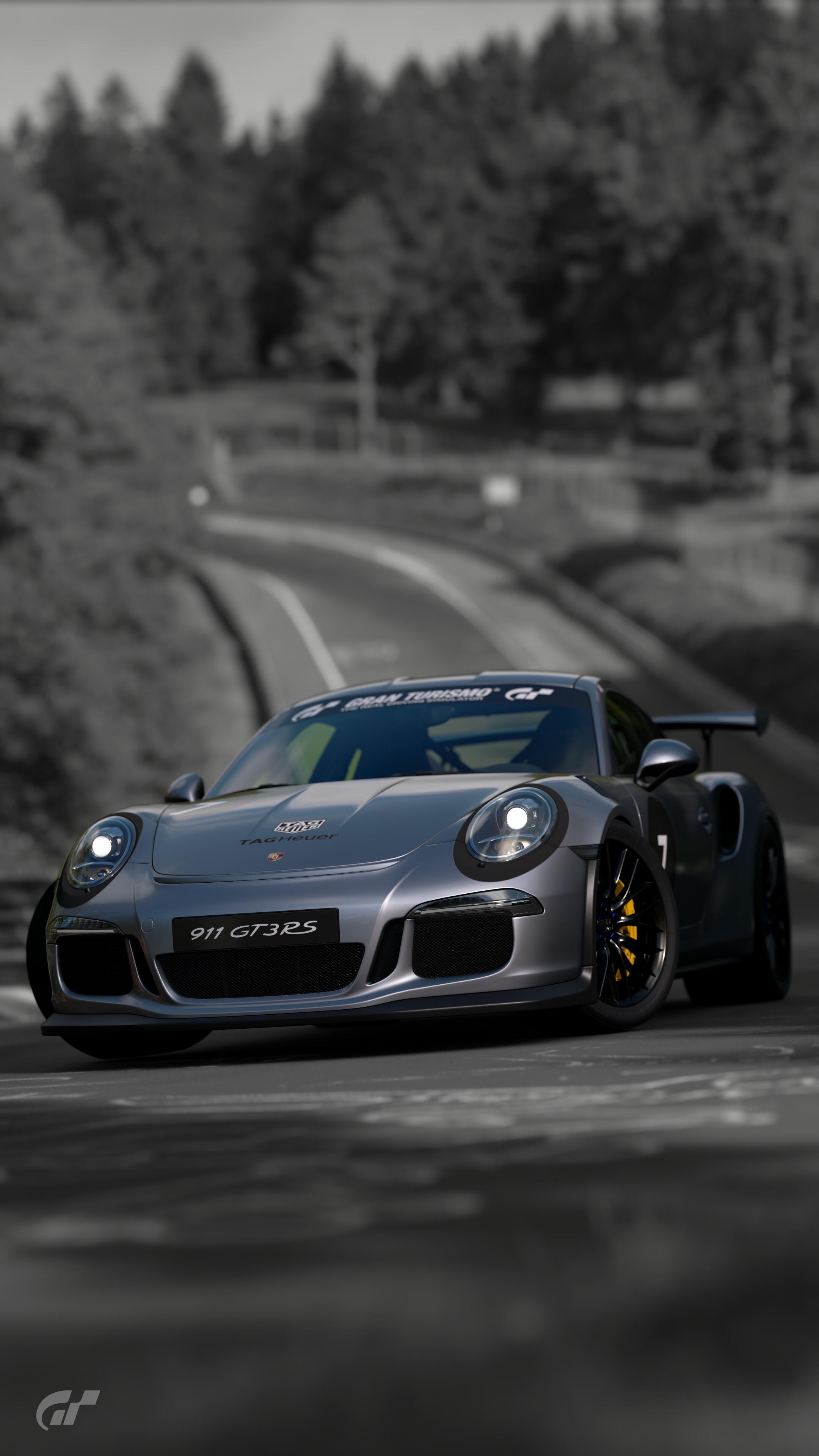 Porsche 911 Gt3 Rs Wallpaper Gt Sport