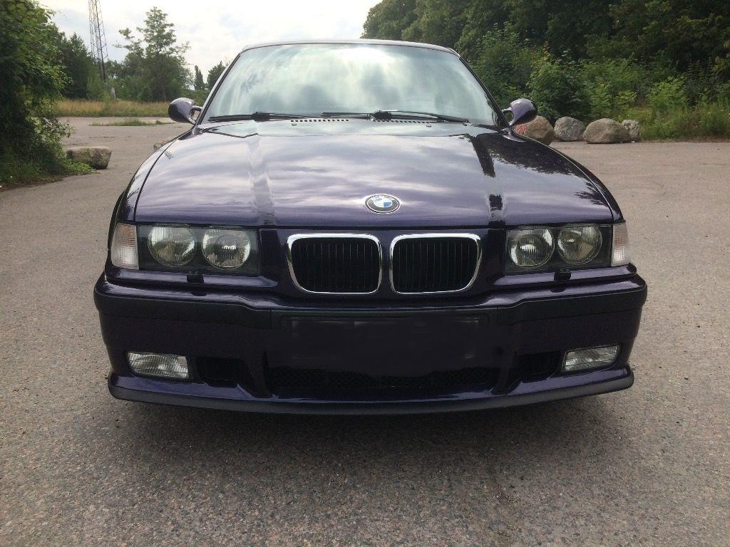 Bmw E36 M3 Tbilisi Posts: 1997 BMW M3 E36 SMG