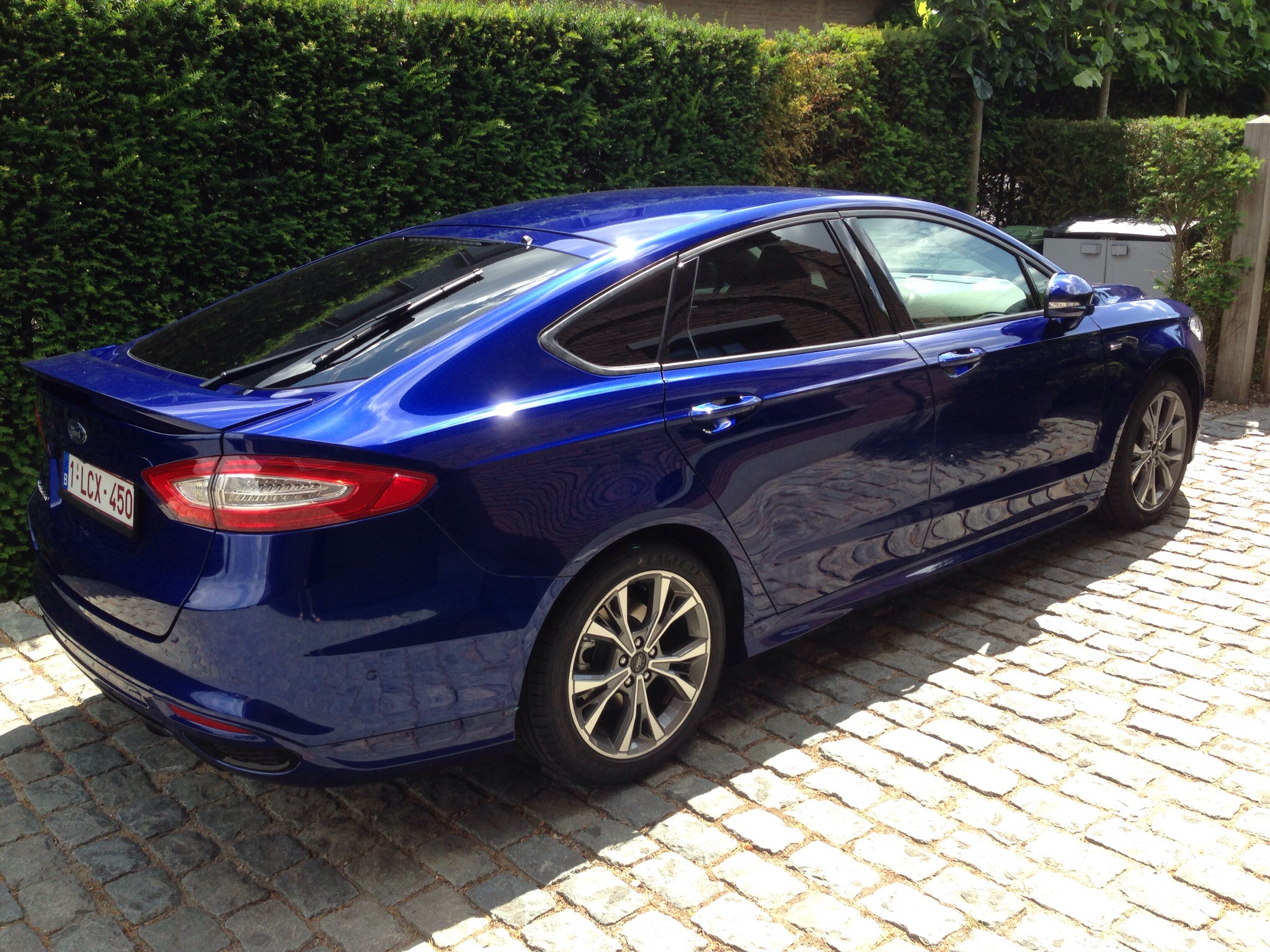 Ford Mondeo St 2017 >> 2017 Ford Mondeo St Line