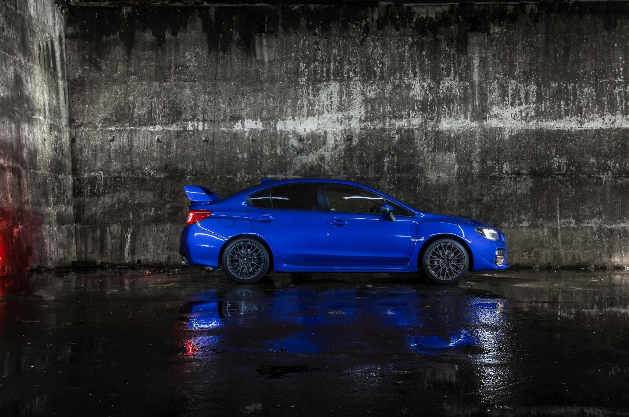 Subaru Wrx Sti Wallpaper
