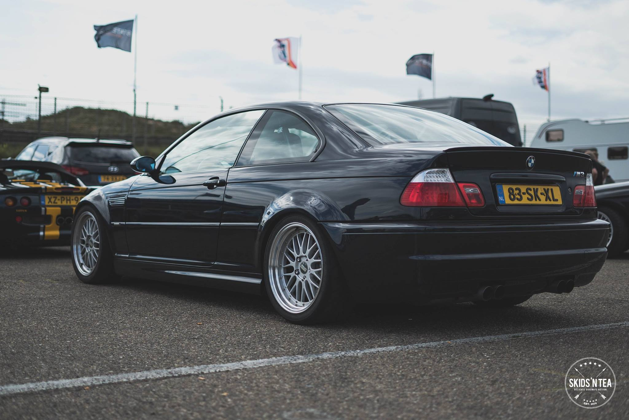 Bbs Lemans Look So Good On The E46