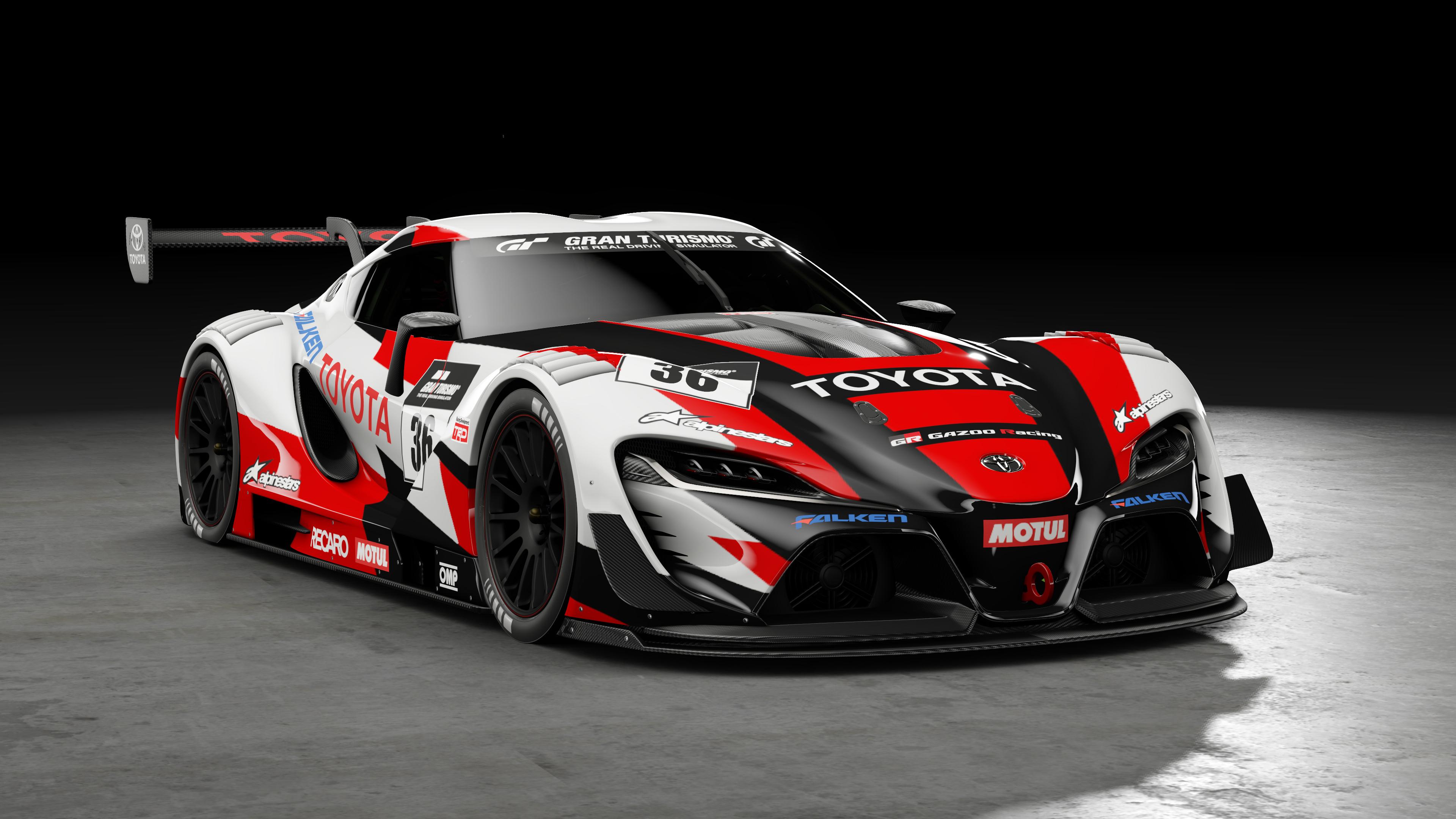 Toyota Supra Racecar