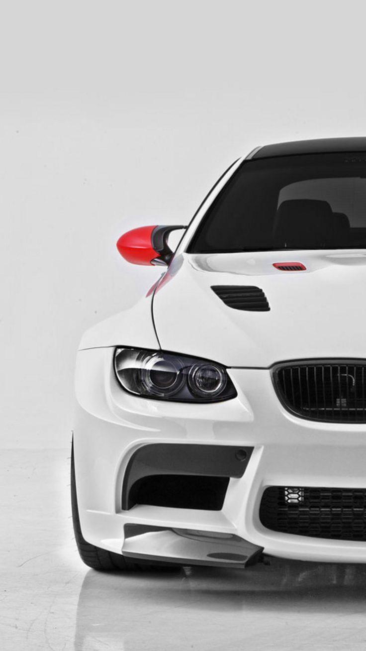 BMW M3 E92 phone wallpaper.