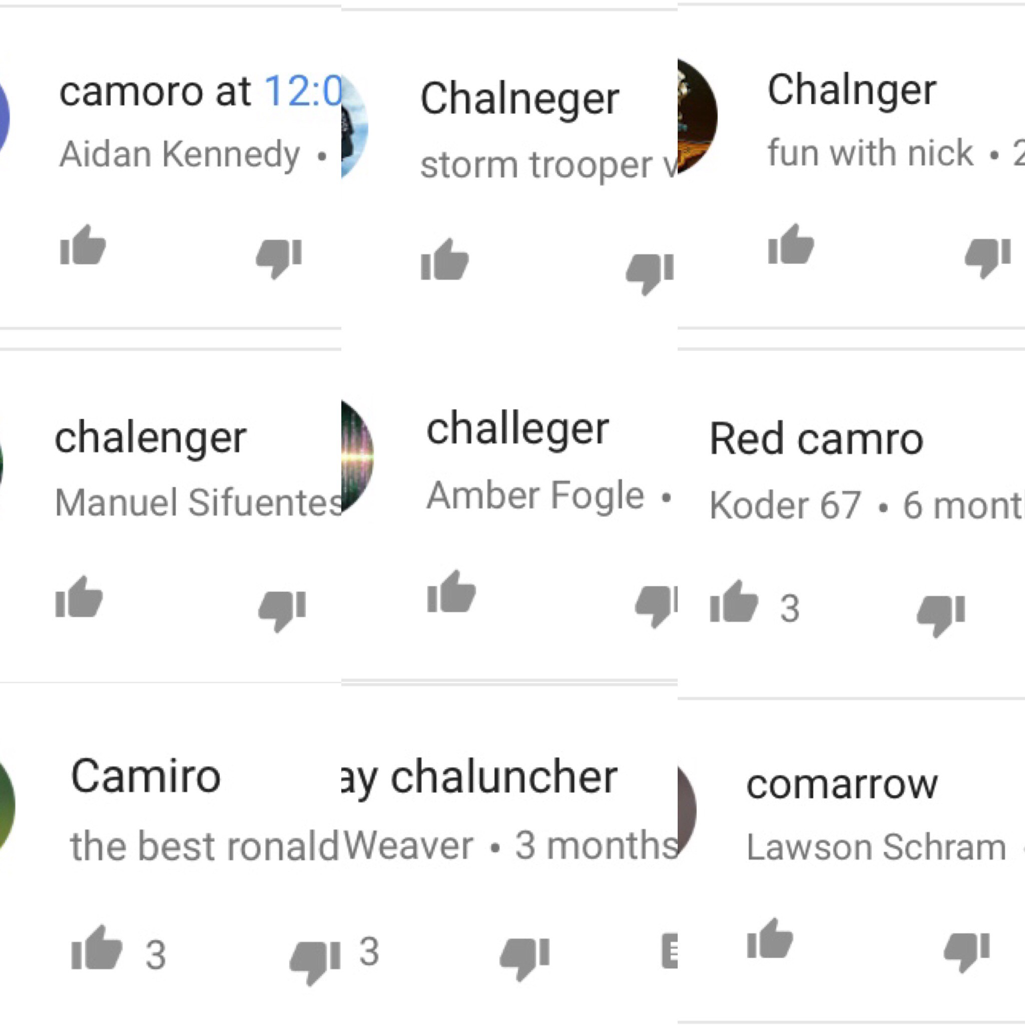 YouTube Commenters Apparently Don't Know How To Spell The
