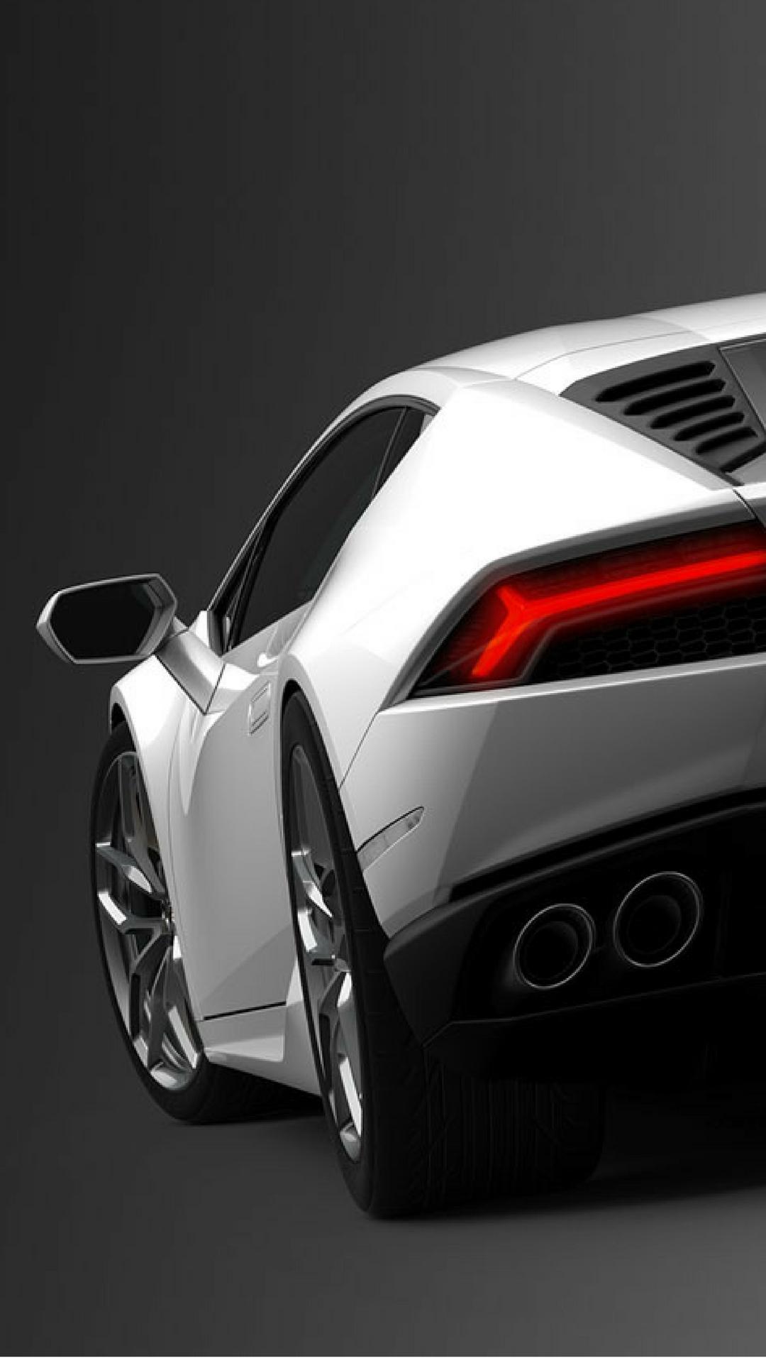 Lamborghini Hurucan Phone Wallpaper