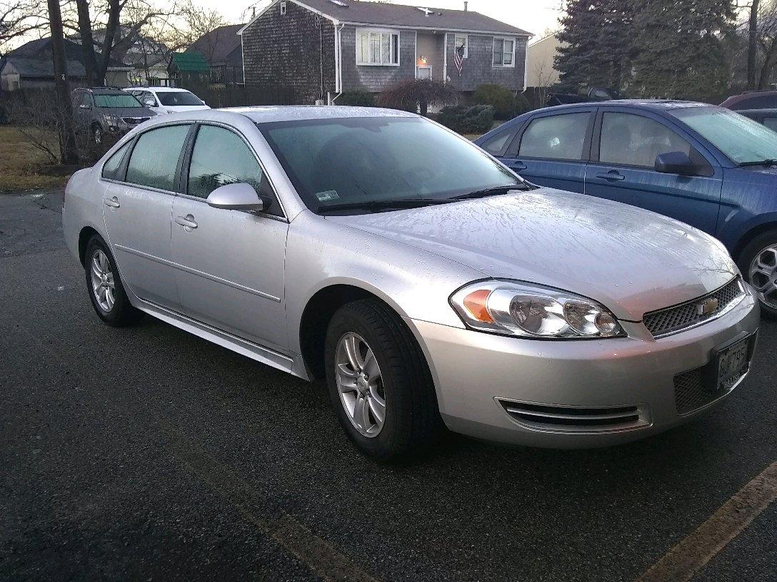 2012 chevrolet impala lt fleet for Garage audi 93