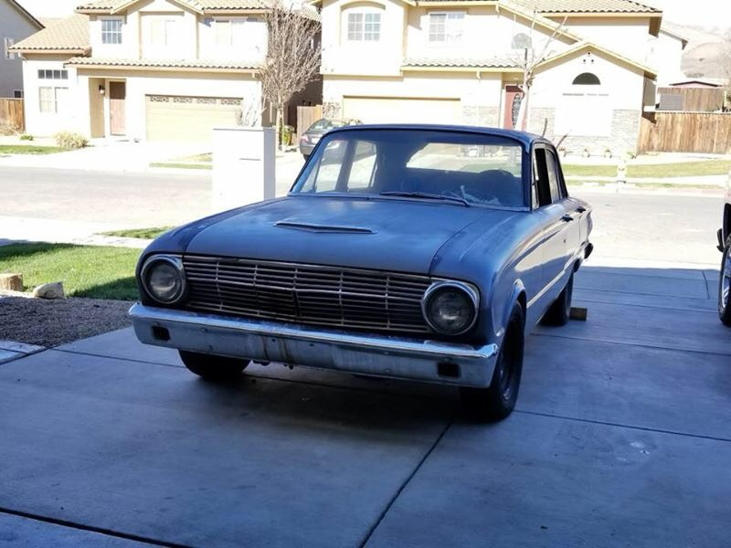 for sale:1963 ford falcon project car