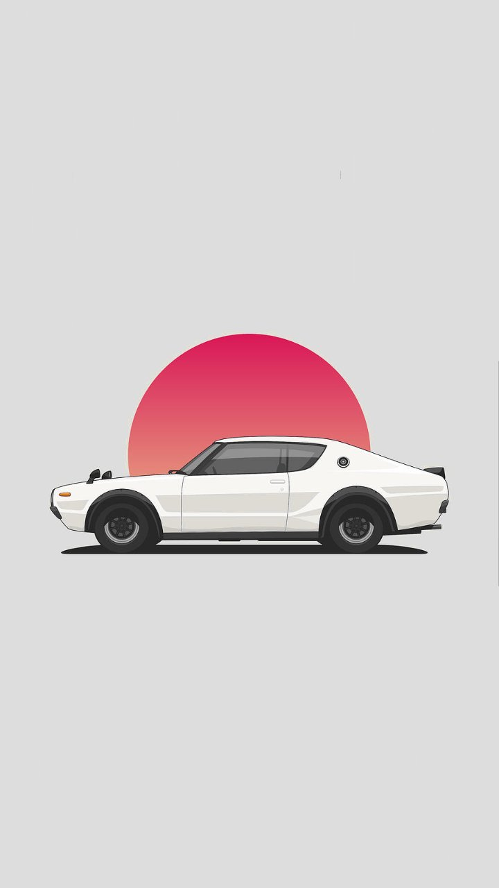 Just Made Some 9 16 Gt R C110 Wallpapers One Of Which Has Rounded Corners For Anybody With A Black Phone