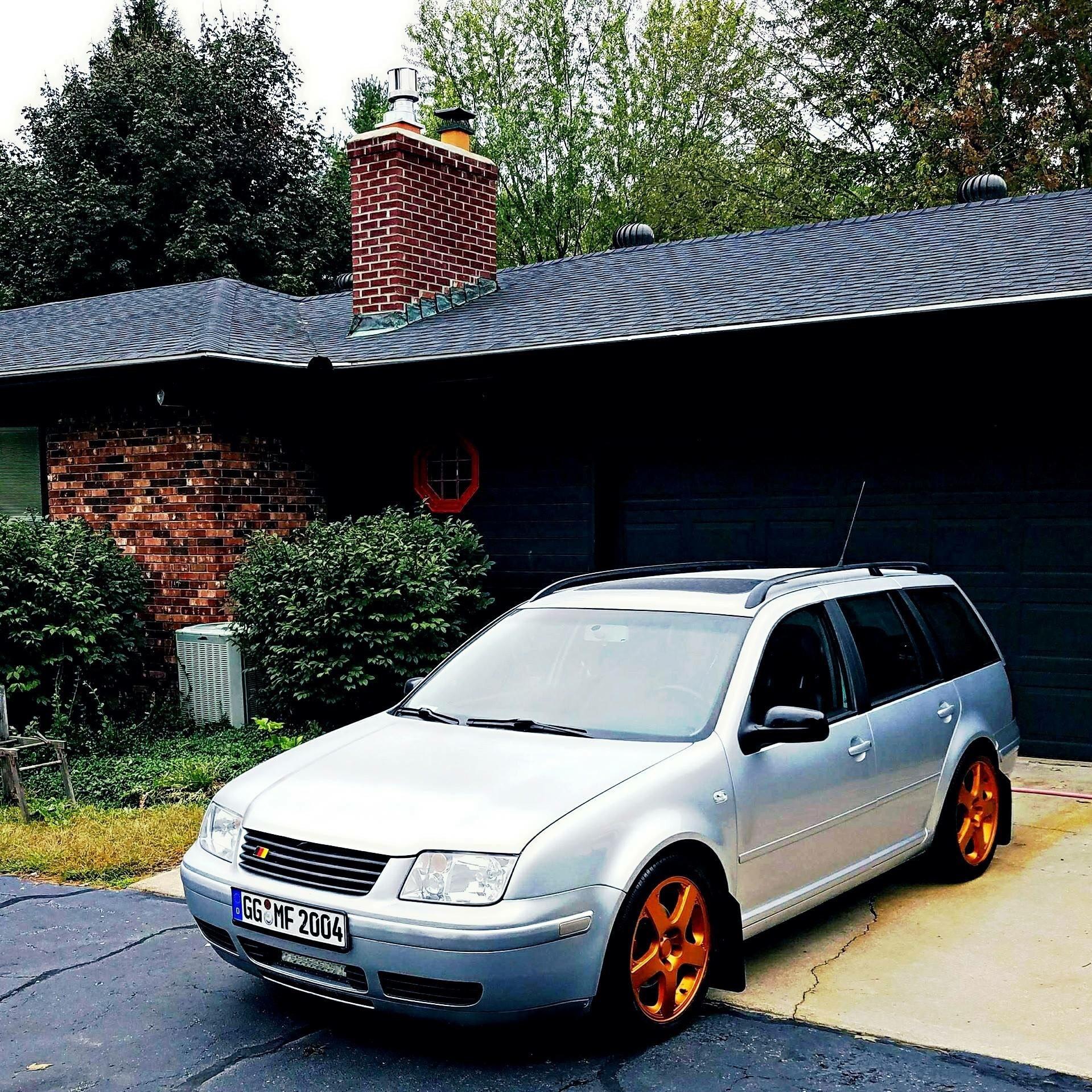 2003 Volkswagen Jetta Gls Tdi Wagon