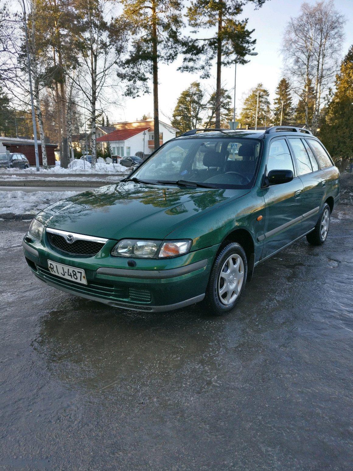 Kekurangan Mazda 1998 Perbandingan Harga