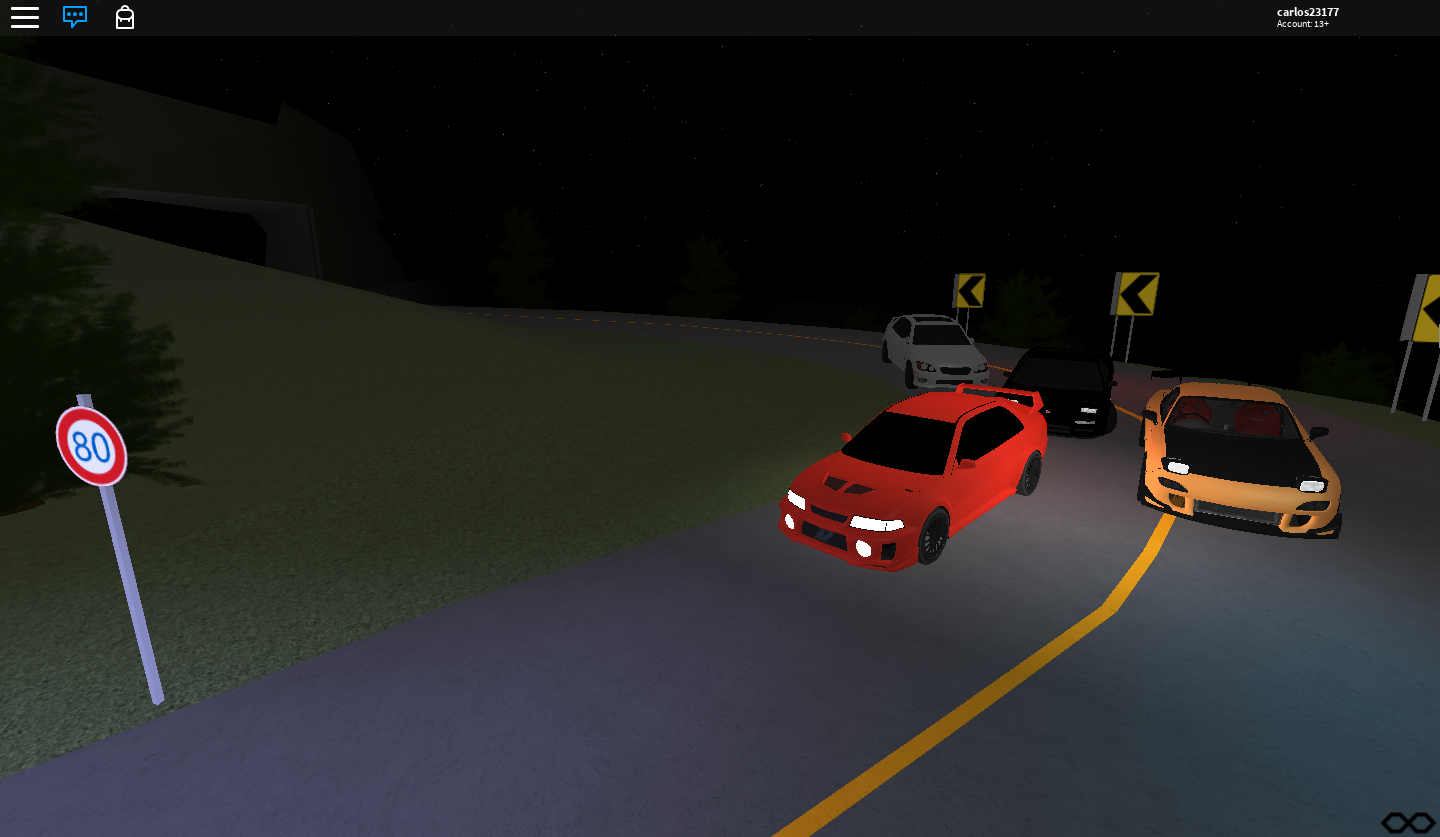 a Race my friends and i had on #Roblox