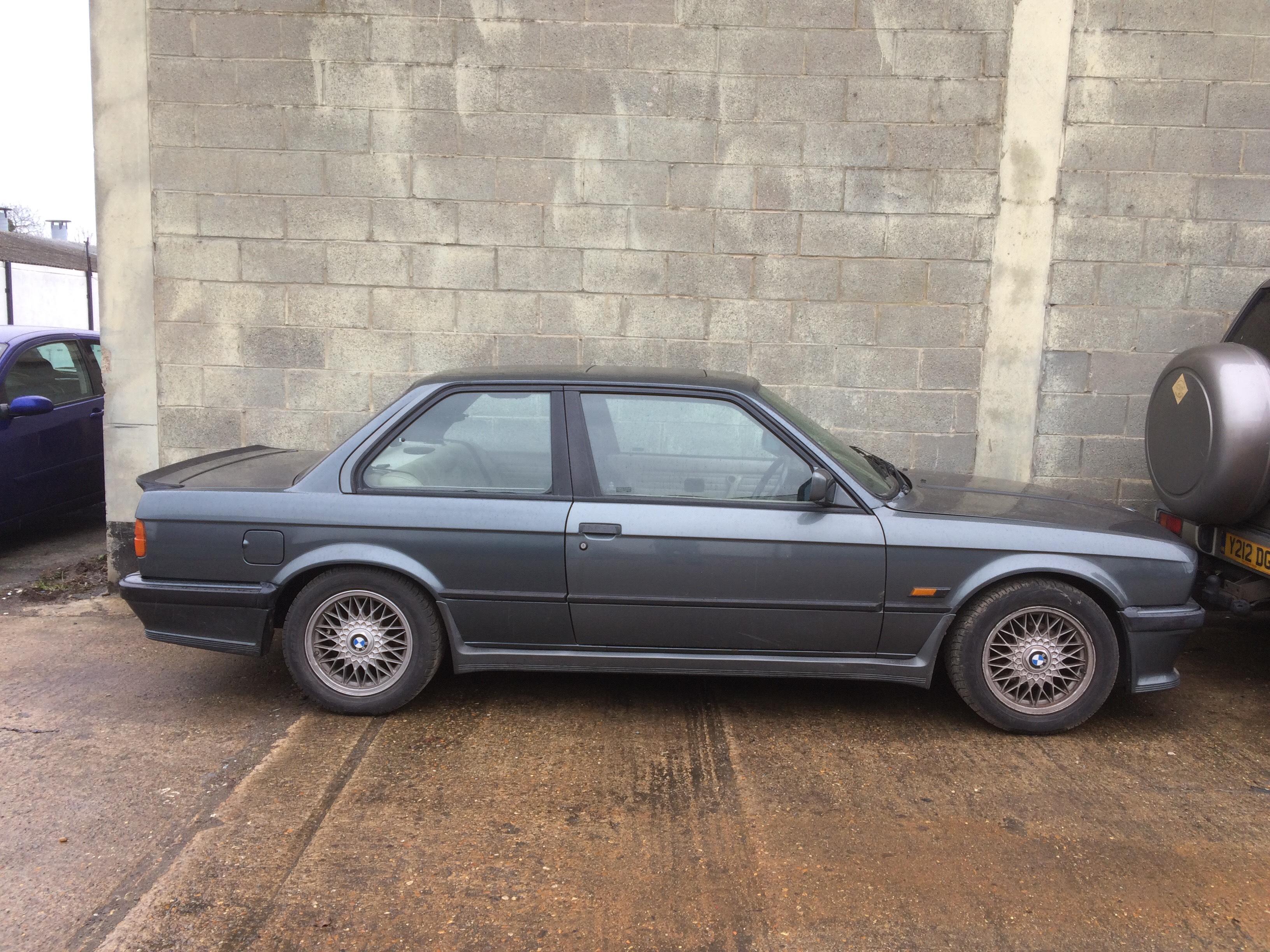 1986 Bmw E30 325i Sport Gen1