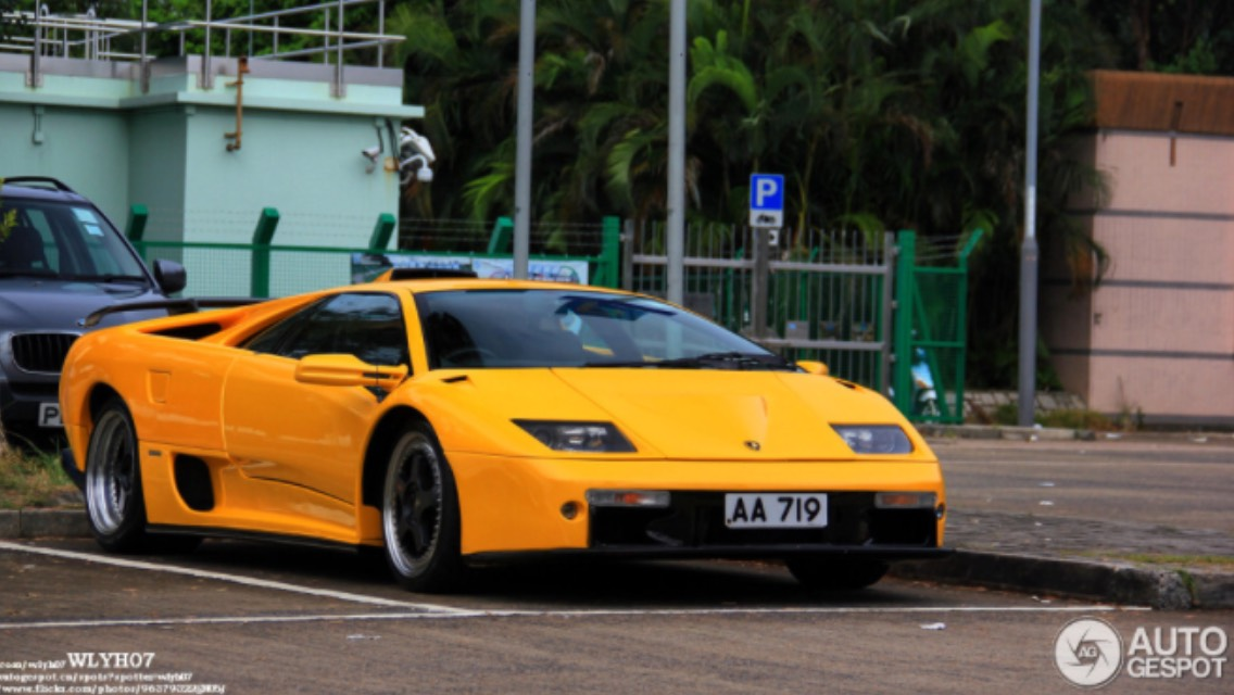 Daily Ama 203 Have A Lamborghini Diablo Gt D