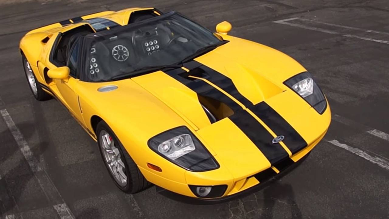 Thank You For 8000 Upvotes Heres A Ford Gt