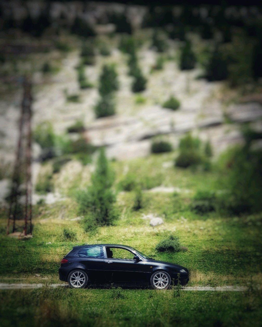 My Alfa Romeo 147