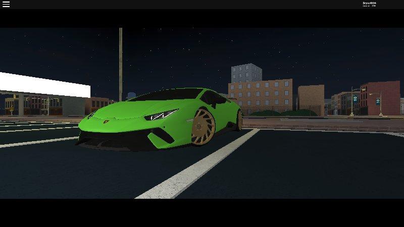 Stance Lamborghini Huracan On Vossens In Roblox