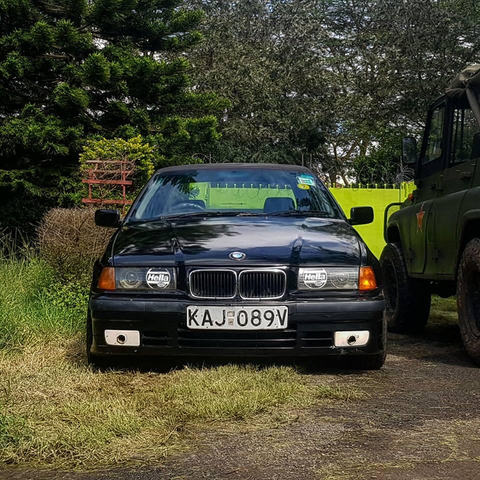 Bmw 316i: 1993 BMW E36 316i Stroker