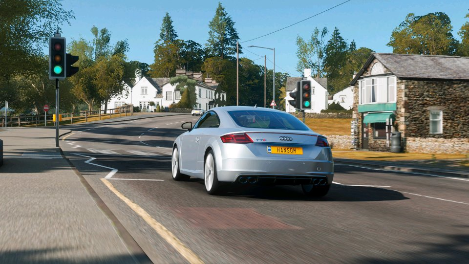 Forza Horizon 4 blurs the line between reality and game  😍