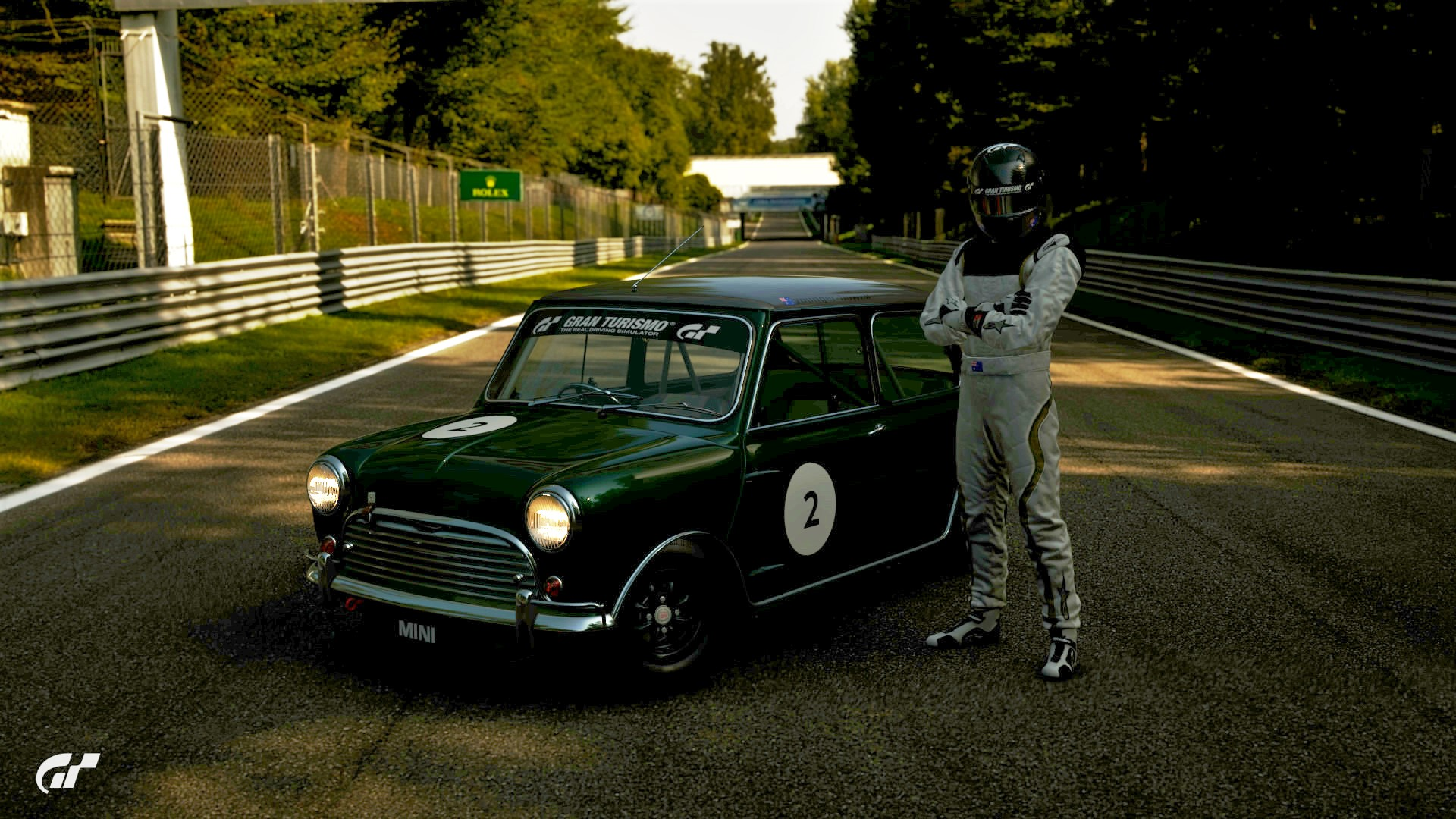 My Track Beast Mini Cooper S Made On Gt Sport