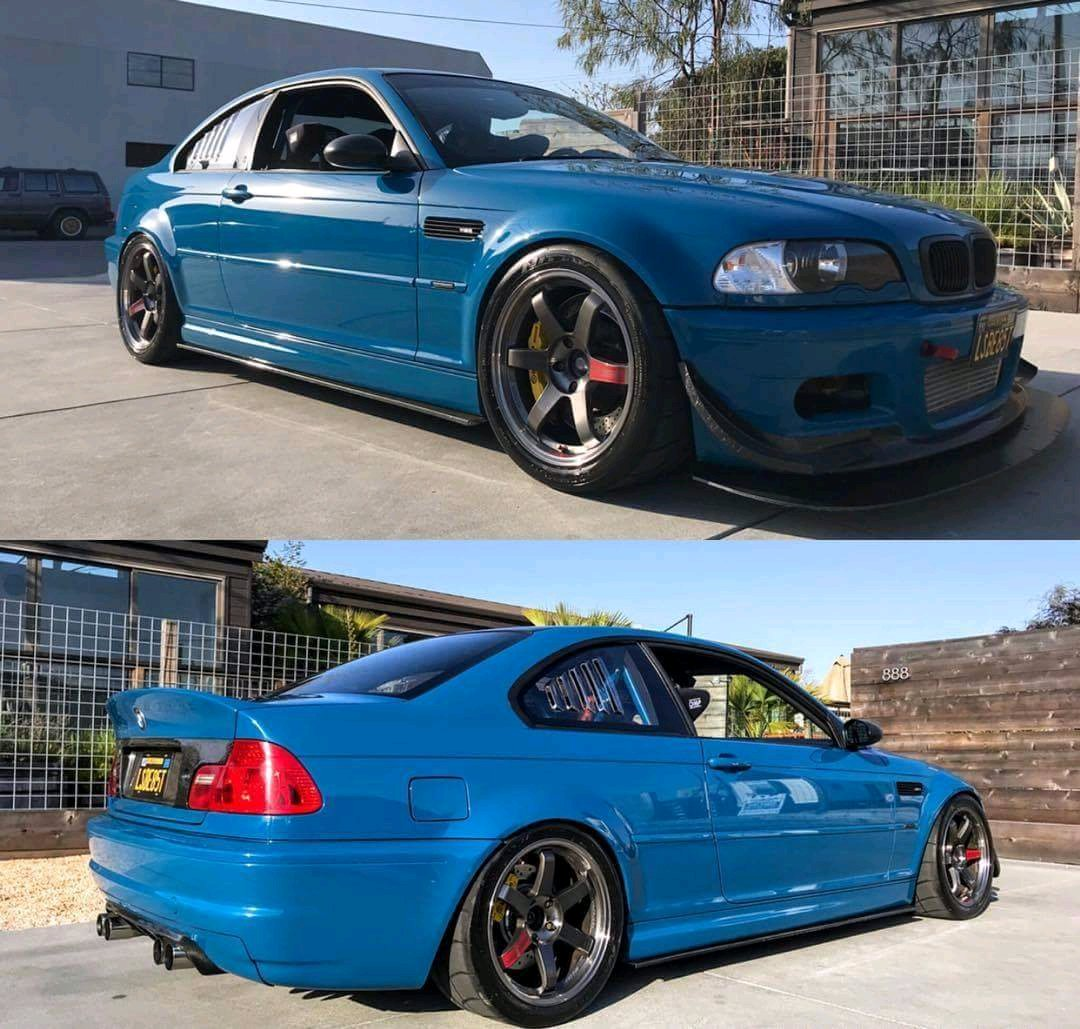 One Nice Looking Bmw E46